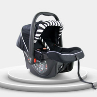 Basket Type Baby Safety Car Seat, Rear facing safety carseat for 0 15 Months baby, Newborn Cradle/ Sleeping Basket