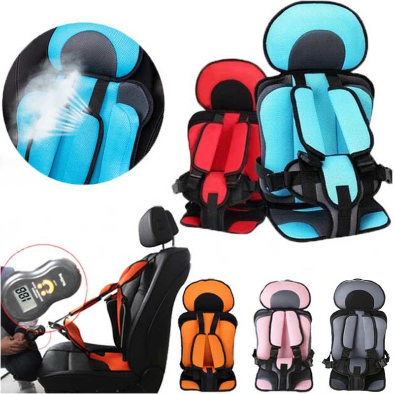 0-5 Year Baby Safe Chair Seat Mat Portable Baby Toddler Simple Car Seats Baby Chair Thickening Sponge Kids Stroller Seat Pad chair