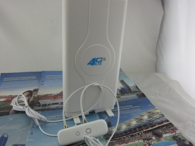 Dongle ZTE MF823 LTE 4 Г USB sbloccato 100 мбит 3 Г SIMFREE Модем + Крытый Новый 4 Г lte MIMO антенна 49dBi