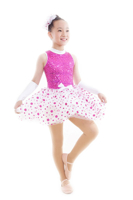 Robe de danse classique pour fille