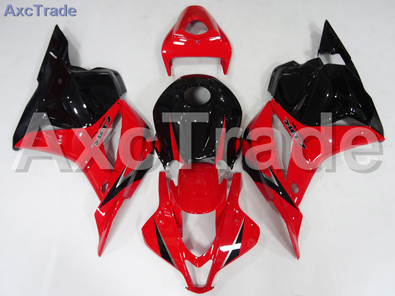Motorcycle Fairings For Honda CBR1000RR CBR1000 CBR 1000 RR 2006 2007 06 07 ABS Plastic Injection Fairing Kit Bodywork Red Black motorcycle fairings for honda cbr1000rr cbr1000 cbr 1000 rr 2006 2007 06 07 abs plastic injection fairing bodywork kit white