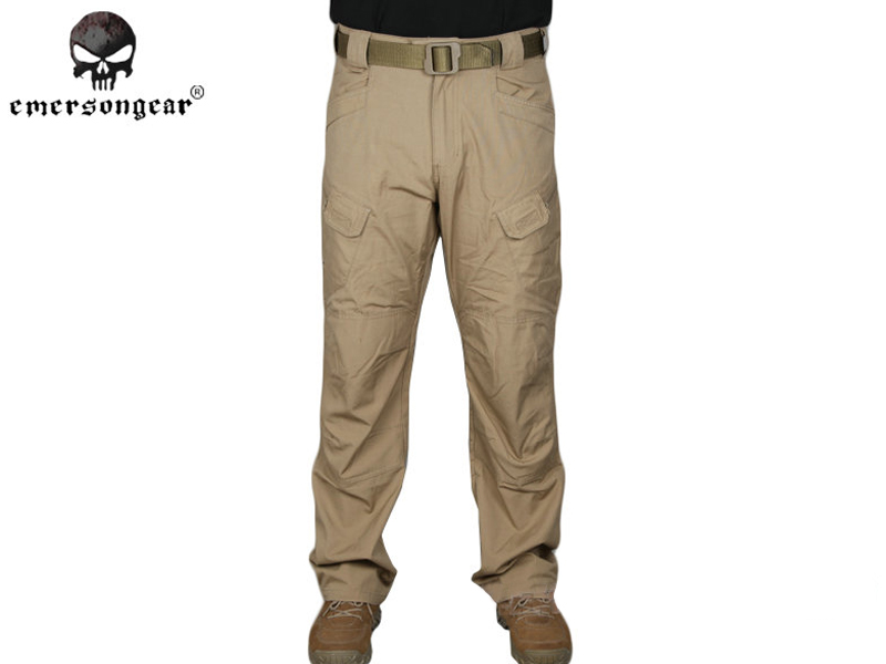 ФОТО Emersongear UTL Urban Hunting Airsoft Pants Airsoft Trousers Combat Gear EM7037C Coyote Brown