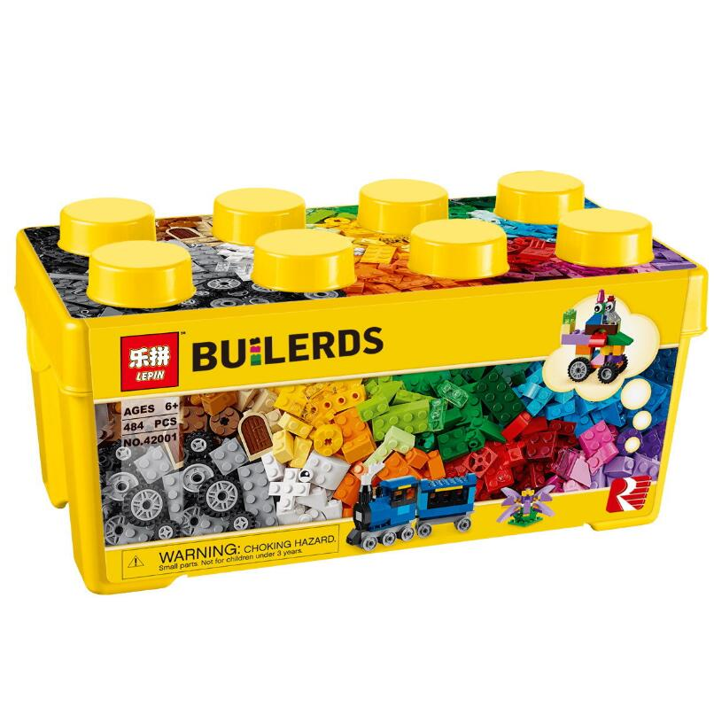 Lepin 10696 Creative Series Multi Building Blocks Toy Assembled Small Particles Brick Toys For Children ctwj0780 creative toy diy toys drop shipping