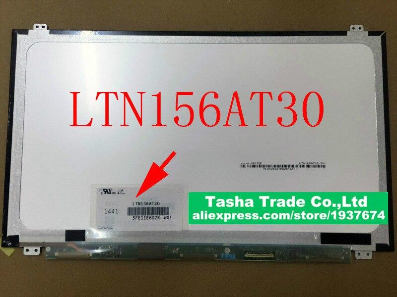 все цены на LTN156AT30 Laptop LCD Screen Matrix 40Pin LVDS Original онлайн