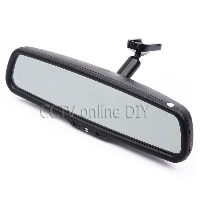 ANSHILONG автомобильное заднего вида внутреннее Автоматическое затемнение зеркала со специальным кронштейном - 2