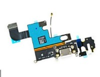 JIEYER USB Dock Connector Charging Port Flex Cable For iPhone 7 USB Charger Plug Flex Cable Repair Parts