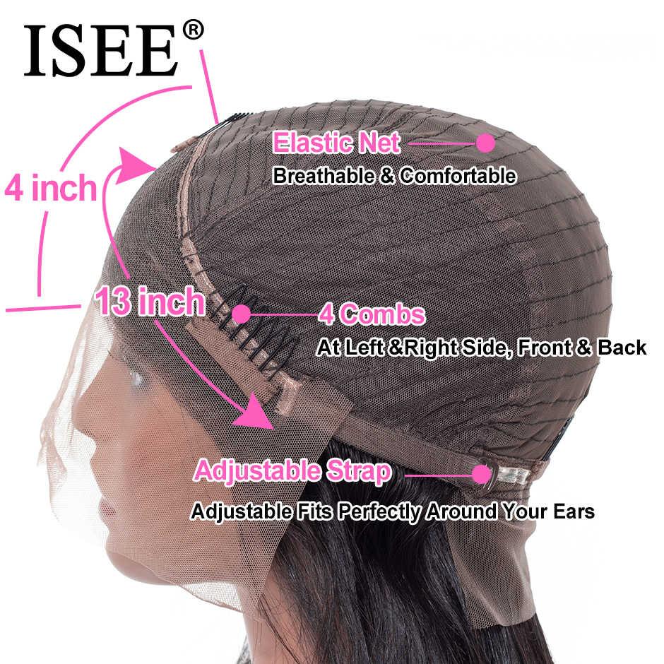 Recto malasio del pelo humano del frente del cordón pelucas con arrancado del pelo 250% de densidad pelucas de encaje veo pelo recto frente de encaje peluca