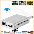 HEVC Sem Fio HD HDMI Para IP Codificador De Vídeo Ao Vivo Streaming De IPTV HD 1080P 1080i H.265 Broadcast Encoder H.264 WI-FI
