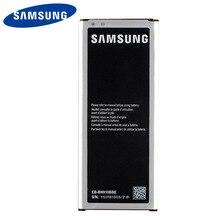 Original Samsung EB-BN910BBE For Samsung GALAXY NOTE4 N910F N910H N910V N910C N910a N910u NOTE 4 3220mAh NFC