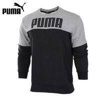 Original New Arrival 2017 PUMA RebelBlock Crew TR Men S Pullover Jerseys Sportswear