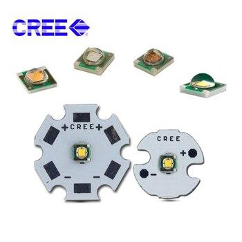 10-50PCS CREE XPE XP-E R3 3W 3535 SMD High Power LED-Emitter Diode Kalten Weiß Warm weiß Rot Blau Grün Gelb UV IR850 Für DIY