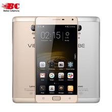 Оригинал Lenovo Vibe P1 C58 5000 мАч 4 Г LTE Snapdragon 615 Окта основные 2 Г RAM 5.5 «FHD 1920×1080 P 13.0MP Android 6.0.1 Мобильного Телефона