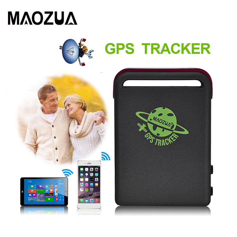 Free Superior Mini SPY Vehicle GSM GPRS GPS Tracker or Car Vehicle Tracking Locator Device TK102B gf11 mini car gps tracker gsm gprs tracking device tf sd sim card usb port for android ios with usb charger