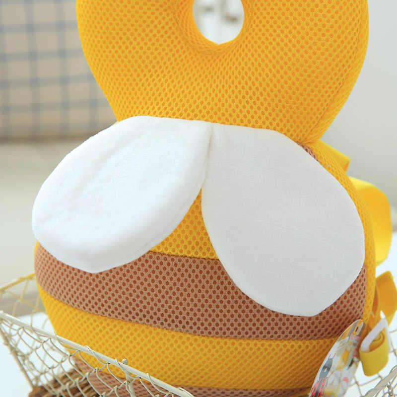 Protetor de Cabeça Infantil Travesseiro Travesseiro Da Criança Do Bebê Crianças Abelha Nooer Almofada De Proteção Resistência Queda de Almofadas de Encosto de cabeça Almofada