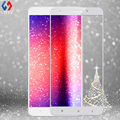 CHYI Brand for xiaomi 5s plus glass tempered glass full coverage screen protector 2.5D print edge 9H Hardness oleophobic coating