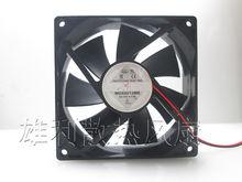 Бесплатная доставка Оригинальный 2 проводной охлаждающий вентилятор