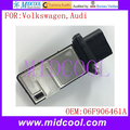 New Mass Air Flow Sensor use OE No. 06F906461A , MAF0052 , AFH60M-27 , MAF0010 , AFH60M27 for Volkswagen VW Audi