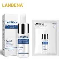 LANBENA Hyaluronic Acid Serum Deep Hydrating Facial mask Lift Firming Anti-Aging