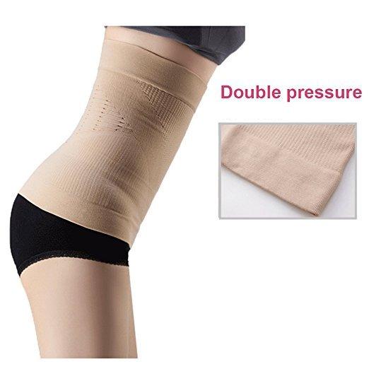 Cn Herb Postnatal Recoery Support Girdle Belt,tummy Trimmer Fat Burning Lost Weight Waist Trainer Slim 2