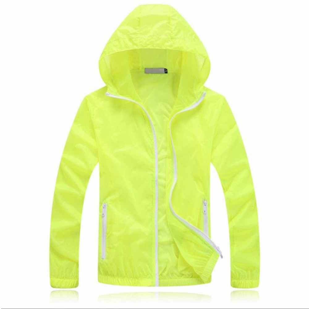 running - Outdoor Sport Running Jacket Skin Thin Hooded Jacket Ultra Lightweight Jacket Anti-mosquito Fishing Jacket Sunscreen Clothes