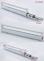 50KG Premintehdw Heavy Top Mount Pull Out Pull Out Closet Hanger