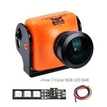 RunCam OWL PLUS 0.0001 LUX FPV Camera FOV 150 Wide Angle F2.0 Lens IR Blocked 5-22V for Quad Flying Drone RC Free shipping