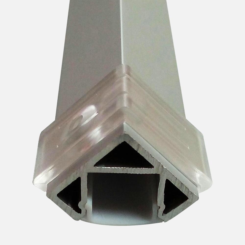 5-տուփ LED ալյումինե պրոֆիլ 3.3ft / 1 մ - LED լուսավորություն - Լուսանկար 3