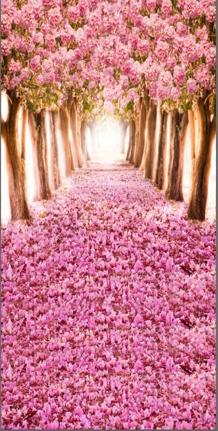Thick canvas floral photo backgrounds fantasy blossom tree photography backdrops for photo studio props camera fotografia S-986C 215cm 150cm backgrounds blossom petals colorful colorful floral scent the air tricks slim co photography backdrops photo lk 1135