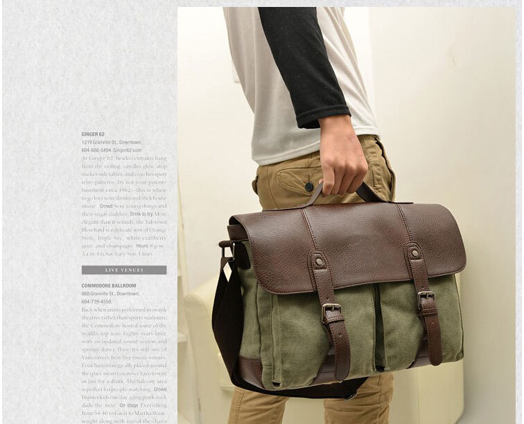 China men briefcase messenger bags Suppliers