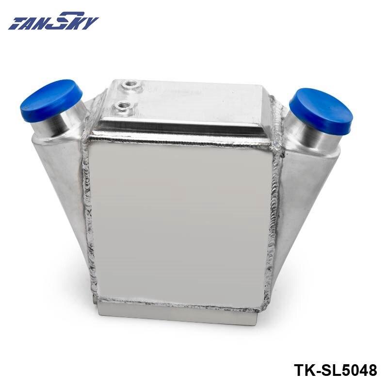 """Prix pour TANSKY-En Aluminium Refroidi À L'eau Intercooler Puissance Refroidisseur-15 """"x 11"""" x 4.5 """"entrée/Sortie: 2.5"""" TK-SL5048"""