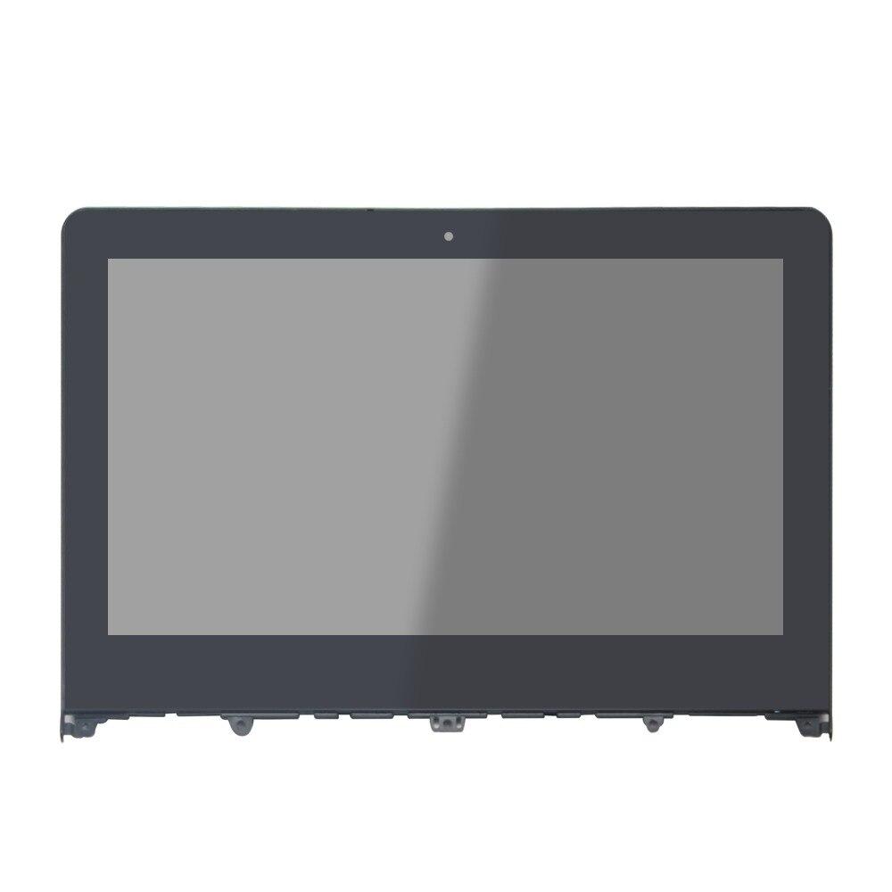 For Lenovo Flex 3 11 Flex 3 1120 1130 80LX 80LY Touch Screen Digitizer Assembly Bezel 1366*768