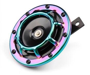 12 V fort klaxon d'air Compact pour moto voiture sirène double ton pompe électrique auto klaxon livraison gratuite