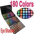 Продвижение 180 Цвет Тени Для Век Eye Shadow Макияжа Make Up Palette Kit УСТАНОВИТЬ Мульти Цвета Тени Профессиональный maquiagem сомбра