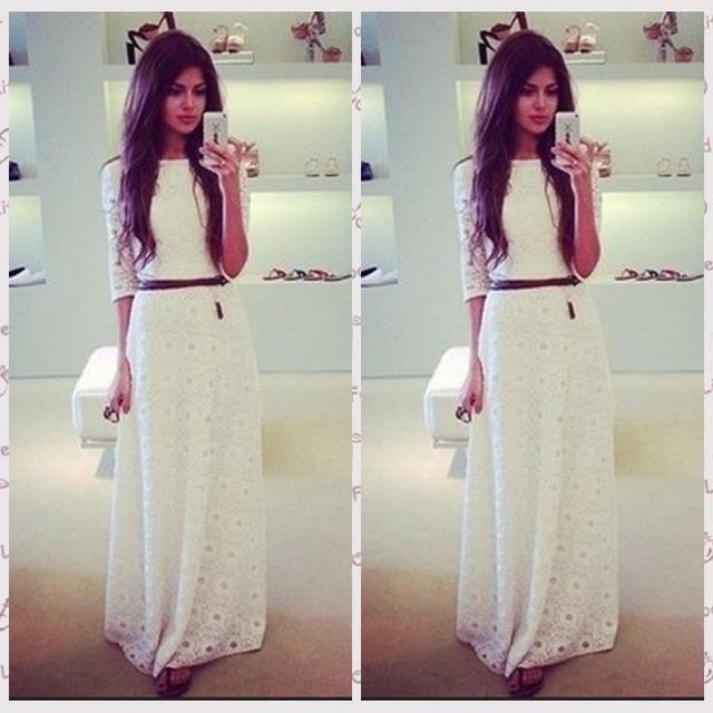 Imagenes de vestidos casuales y bonitos