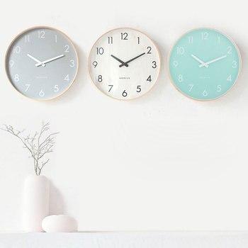 16in Diy Reloj de pared diseño moderno salón cuarzo 3D cocina Reloj ...