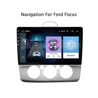 NaviTopia 9inch for Ford Focus 2006 2007 2008 2009 10 11 12 13 2014 Manual Android 8.1 Vehicle Car DVD Multimedia GPS Navigation