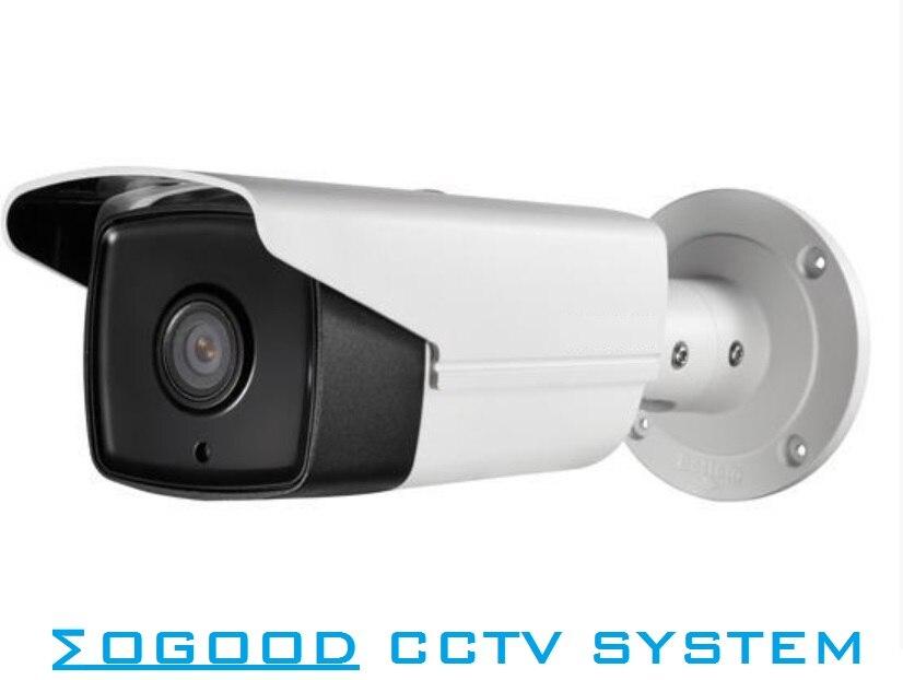 Hikvision English Version DS 2CD2T25FWD I8 2MP IP Ultra Low Light Bullet Camera Support EZVIZ PoE