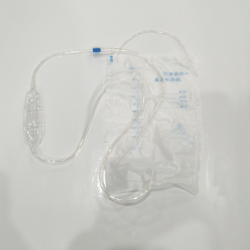 20pcs Disposable Medical Enema Bag sterile irrigation bag intestinal washing bag home healthy care Intestinal irrigation