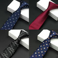 2016 Fashion Silk Tie Formal Business Ties for Men Wedding Classic Men Slim Tie Casual Boss Corbatas Accessories Men Neckties