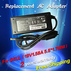 Replacement for Dell 19V 1.58A 5.5*1.7MM 40W for Inspiron1090 (DUO) 1210 910 for Inspiron Mini 10 1010 1011 1012 1012n 1018