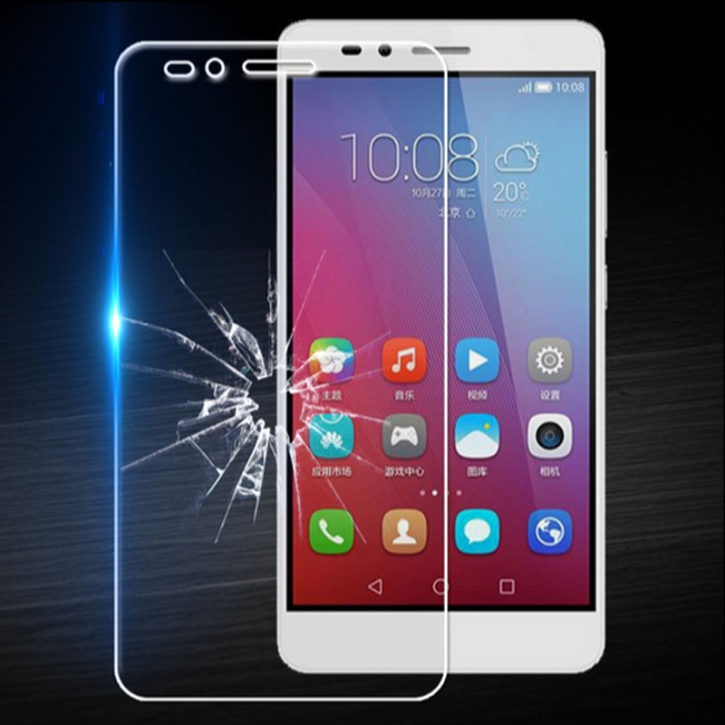 Tempered <font><b>Glass</b></font> For <font><b>Huawei</b></font> P9 P8 Lite 2017 GR3 GR5 Y6 Pro <font><b>Honor</b></font> <font><b>5X</b></font> 4C Screen Protector Y3 ii Y5 ii 2 Y6 ii <font><b>Glass</b></font> Protective Film image