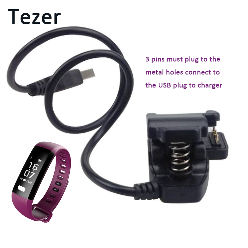 <font><b>R5</b></font> MAX <font><b>PRO</b></font> USB charger for heart rate blood pressure monitor smart bracelet image