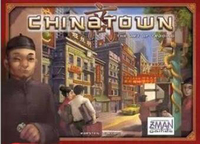 Board Game China town, Classic Game Of Reasoning High Quality, Best Card Game Very Suitable For The Family Party
