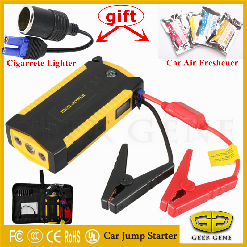 2017 A+ Starting Device 600A Car Jump Starter Power Bank 12V Pack Portable Starter Charger for Car Battery Booster Buster Diesel купить