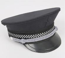 2020 security apparel accessories security guard hats & caps men military hats men police hats box packing