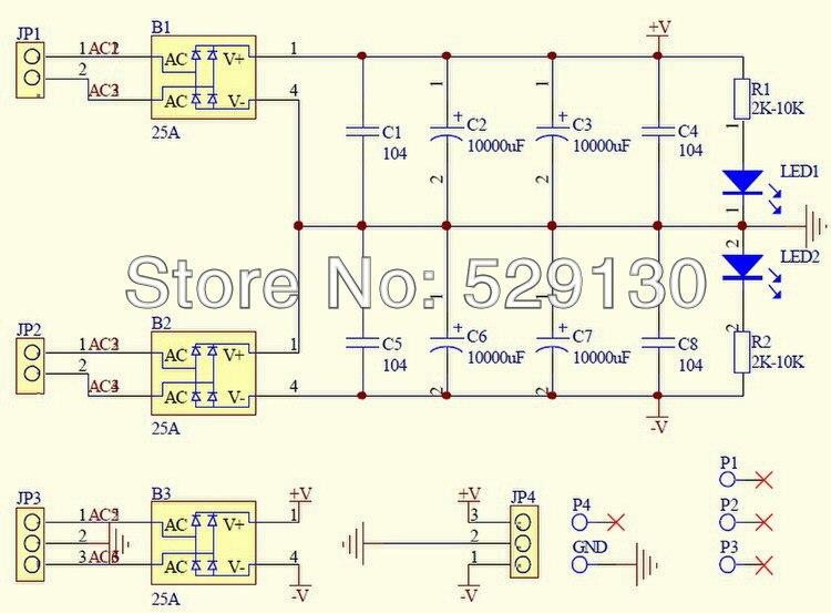 kbpc wiring diagram kbpc image wiring diagram aliexpress com buy single bridge double bridges power rectifier on kbpc5010 wiring diagram