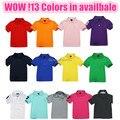 Venta al por mayor niños de la marca de la camiseta de la corto manga camiseta 100% algodón para niños Top Clothes