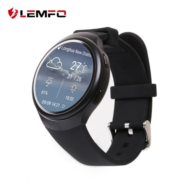 LEMFO X3 Плюс Bluetooth Smart Watch Phone Android 5.1 MTK6580 1 ГБ + 8 ГБ