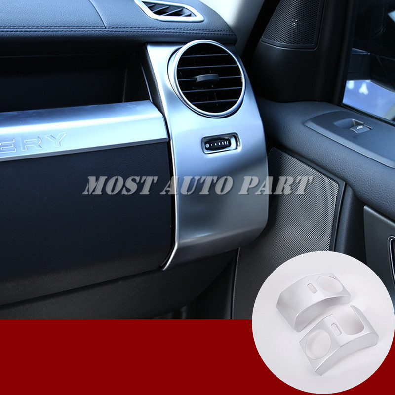 Inner Dashboard Side Air Vent Panel Cover For Land Rover