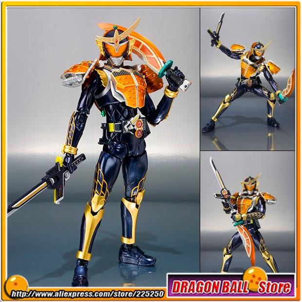 """Kamen Rider Gaim"" Original BANDAI Tamashii Nations <font><b>S.H.</b></font><font><b>Figuarts</b></font> SHF Toy Action Figure - Gaim Orange Arms"